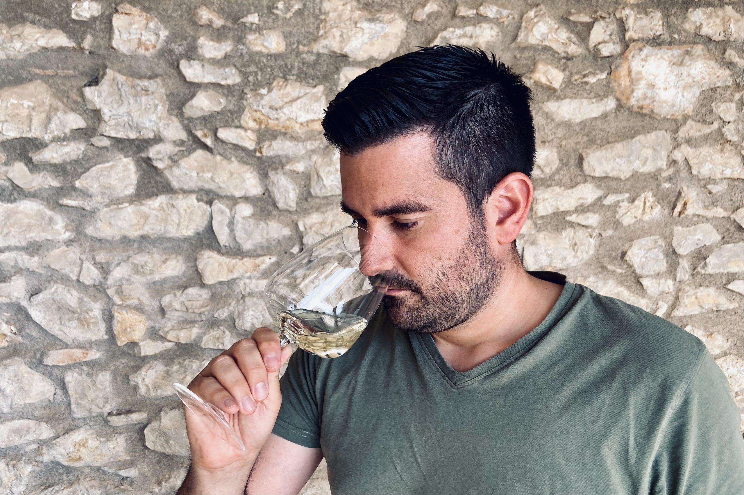 Alberto Moya Winemaker Enologo